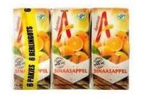 appelsientje sinaasappel minipakje