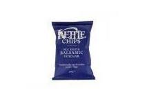 kettle chips sea salt en balsamic vinegar