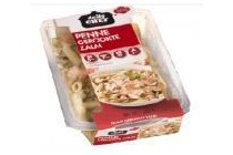 daily chef penne rigate met gerookte zalm