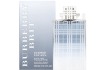 burberry brit men summer eau de toilette