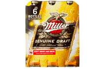 miller genuine draft bier