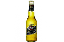 miller genuine draft bier fles