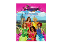 prinsessia vriendenboek