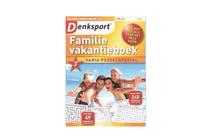denksport familie vakantieboek