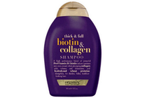 ogx biotin en collagen shampoo