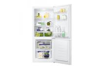 zanussi zrb23100wa upside down koelkast