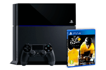 sony playstation 4 incl tour de france 2015