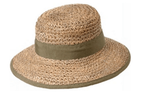 kikkerland seagrass hat