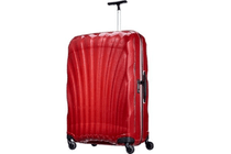 samsonite cosmolite spinner 81m red