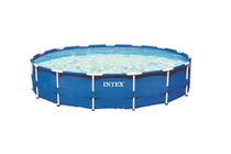intex metal frame set 457 x 91 cm