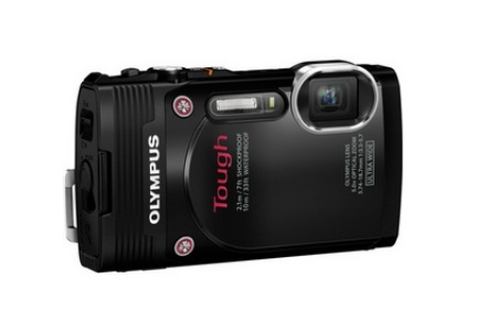 olympus tough tg 850 black