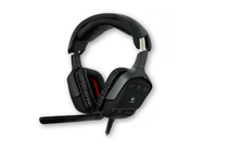 logitech 71 surround gaming headset g35