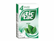tictac 4pack mint