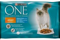 kattenvoeding purina one zeevis