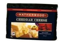hatherwood cheddar