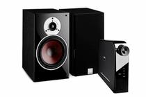 nad d3020  dali zensor 3 stereo systeem