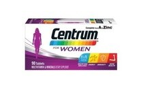 centrum multivitamin women