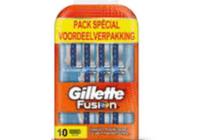 gillette fusion voordeelverpakking