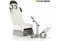 playseat evolutuion zwart zilver
