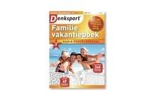 denksport familie vakantieboek varia puzzelspecial nr 14