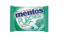 mentos pure fresh wintergreen