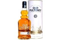 old pulteney 12 yo highland malt whisky