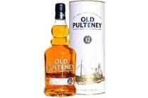 old pulteney 12 yo highland malt whisky