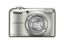 nikon coolpix l31 zilver digitale fotocamera