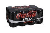 coca cola zero 12 pack