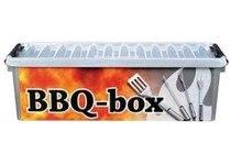 bbq opberg box