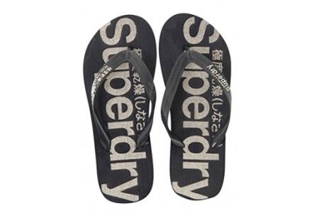 superdry slipper