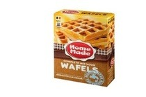 home made complete mix voor wafels