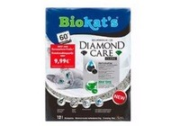 biokats diamond care kattenbakvulling