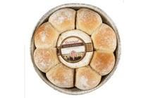 breekbrood met lepelkaasje