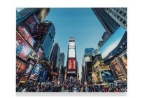 foto op acryl times square