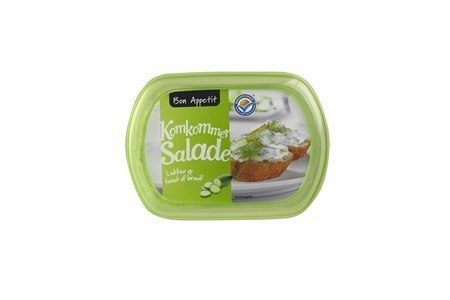 bon appetit komkommer salade