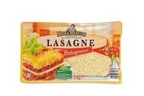 mama mancini lasagne bolognese