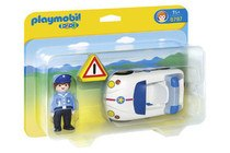 playmobil 123 6797 politiewagen met agent