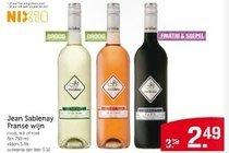 jean sablenay franse wijn