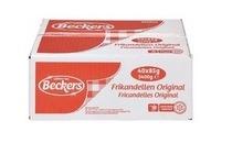 beckers original frikandellen doos