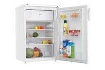 etna koelkast ekv0842 wit met vriesvak