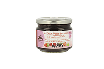 alce nero mixed fruit berries spread