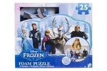 disney foam puzzel