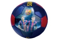 fc barcelona kunstlederen bal