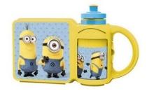 minions lunchbox drinkfles