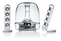 harman kardon 2 1 speakerset