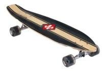 streetsurfing longboard