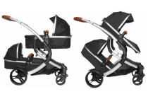 x adventure go4 two tweeling kinderwagen