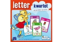 letter kwartet