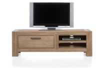 tulsa tv dressoir 1 lade 2 niches 160 cm
